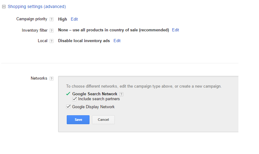Google Shopping Ads on DIsplay Network