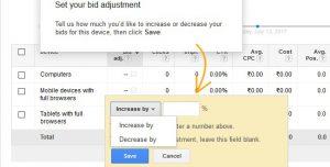 device level bid adjustments 5