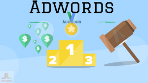 Google Adwords auctions