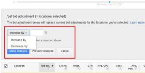 location based bid adjustments 5