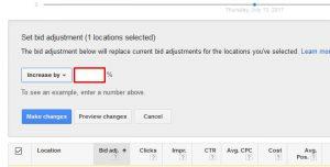 location based bid adjustments 6