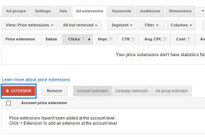 Price extensions 6