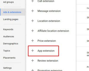 app extensions 3