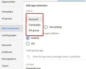 app extensions 4