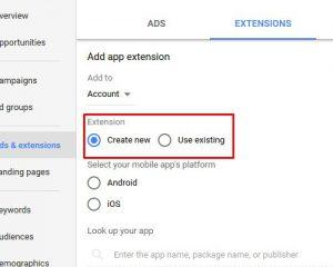 app extensions 5