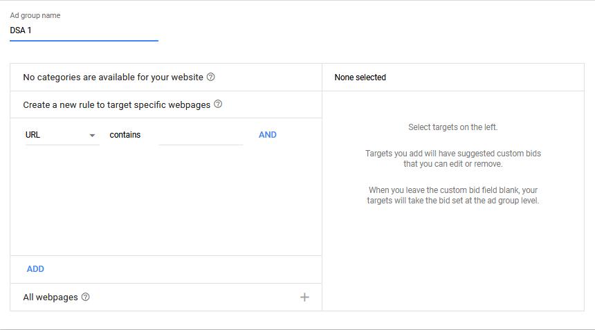 dynamic search ads 4