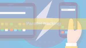 Parallel tracking