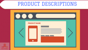 Product description guide