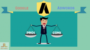 Google adwords Pros& cons