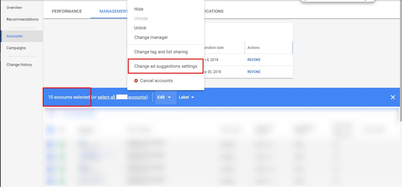 adwords ad suggestions