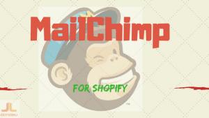 Shopify app mailchimp