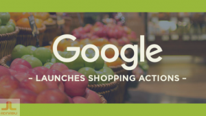 Shopping actions by google