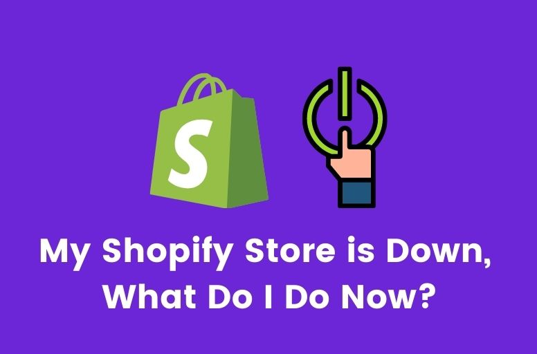 My Shopify Store is Down